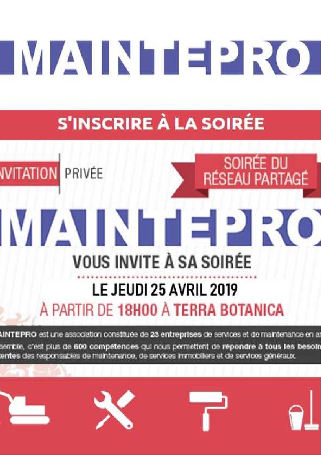 Salon MAINTEPRO 2019